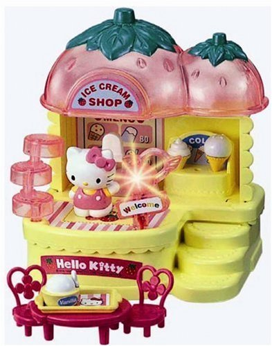mejor moda Hello Kitty Strawberry Ice-Cream Shop by by by TCE  envío gratis