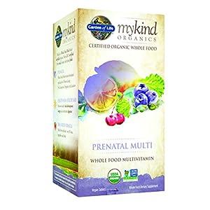 Garden of Life Kind Organics Prenatal Multi Tablets