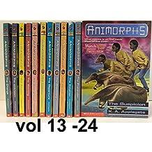 Animorphs Set, Books : 13 - 24