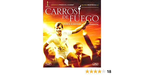 Carros De Fuego Chariots Of Fire English Spanish Audio And Subtitles Region A Us The Americas Ben Cross Ian Charleson Nigel Havers Cheryl Campbell Alice Krige Hugh Hudson