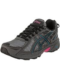 Women's Gel-Venture 6 Running-Shoes, Black/Island...