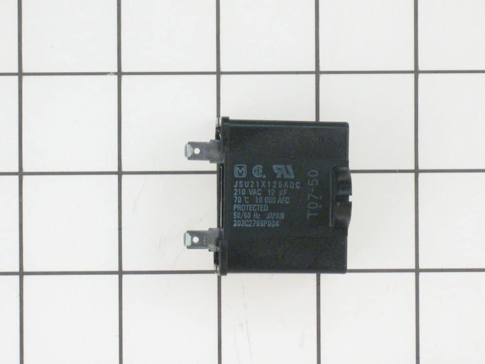 Compressor Relay Overload Starter Capactior for Refrigerator GE WR07X100974 513604045