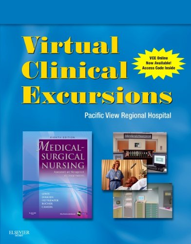 Virtual Clinical Excursions 3.0 for Medical-Surgical Nursing