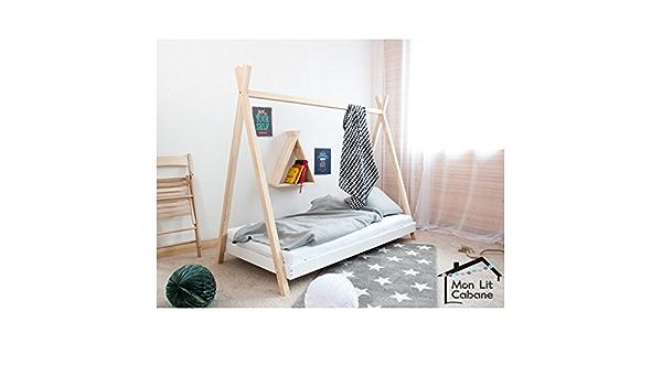 Cama Tipi 70x160 + somier: Amazon.es: Hogar