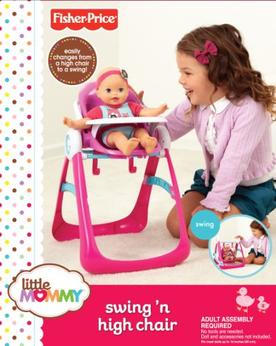 Fisher Price Swing N High Chair Baby Amp Kids Zone