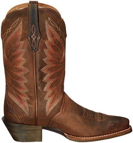 Ariat Mujeres Autry Western Cowboy Bota Woodsmoke