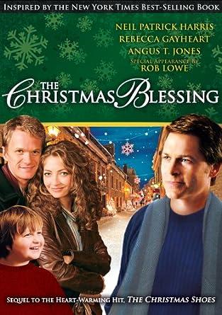 Christmas Homecoming Proposal.Amazon Com The Christmas Blessing Neil Patrick Harris
