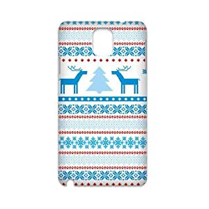 Generic Customize Unique Otterbox--Jesus Santa Claus Christmas Tree Merry Christmas and Happy New Year Plastic Case Cover for SamsungGalaxy Note3 N9000