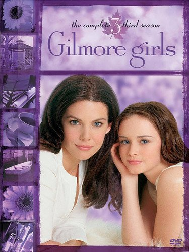 DVD : Gilmore Girls: The Complete Third Season (Repackaged, 6 Disc)
