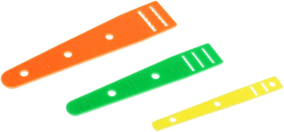 3 Pieces//Set Elastic Threaders Wear Elastic Band Tool Clothes Sewing Accessories
