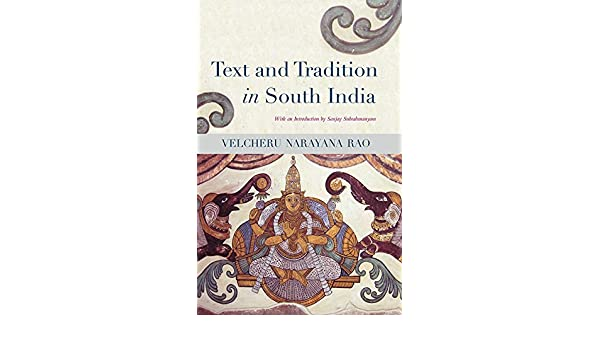 Text and Tradition in South India: Amazon.es: Velcheru ...