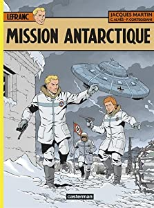 """Afficher """"Lefranc n° 26 Mission Antarctique"""""""