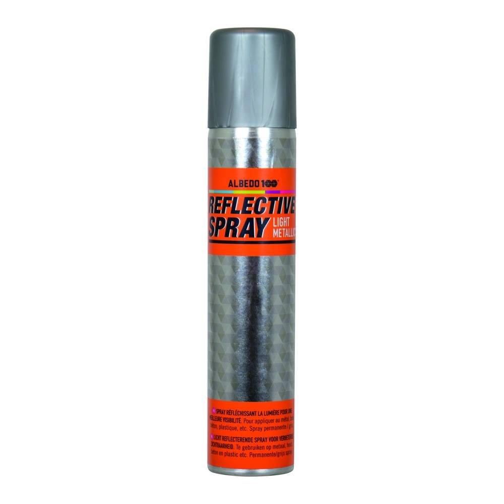 Albedo100 Reflective Spray Permanent Metallic 200ml