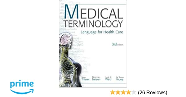 Mp Medical Terminology Language For Health Care Wstudent Cd Roms