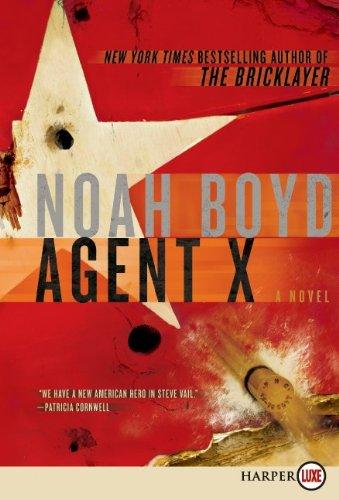 Agent X LP: A Novel pdf epub