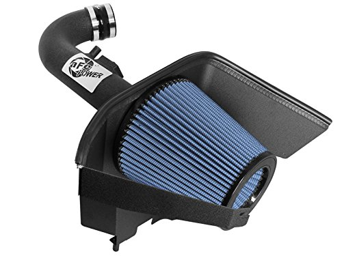 aFe Power Magnum FORCE 54-12022 Chevrolet Camaro Performance Intake System (Oiled, 5-Layer Filter)