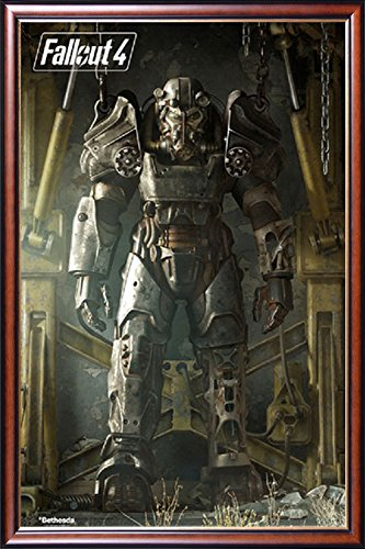 FRAMED Power Armor by the US Army - Bethesda Game Studios 24