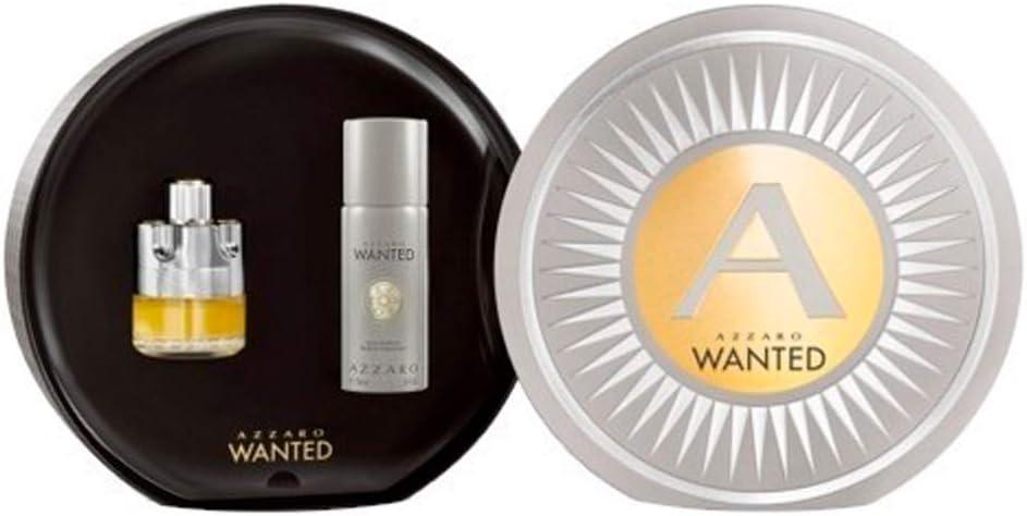 Banner kit masculino - Wanted e desodorante