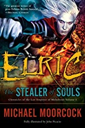 Elric: The Stealer of Souls (Chronicles of the Last Emperor of Melnibone Book 1)