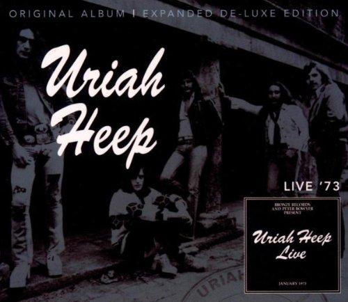 Uriah Heep Uriah Heep Live Amazon Com Music