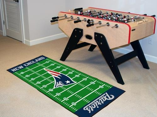 Fanmats New England Patriots Team Runner by Fanmats