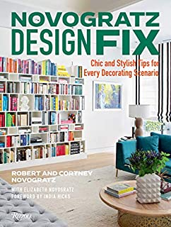 Book Cover: Novogratz Design Fix: Chic and Stylish Tips for Every Decorating Scenario