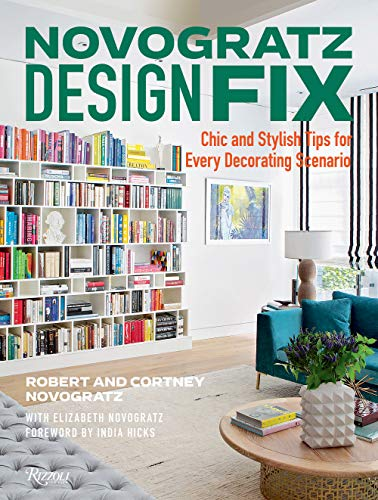 Book Cover: Novogratz Design Fix: Chic and Stylish Tips for Every Decorating Scenario