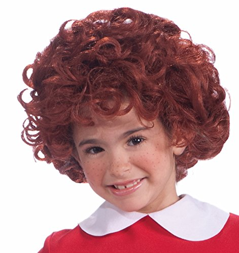 Forum Novelties Orphan Annie Child's Costume Wig