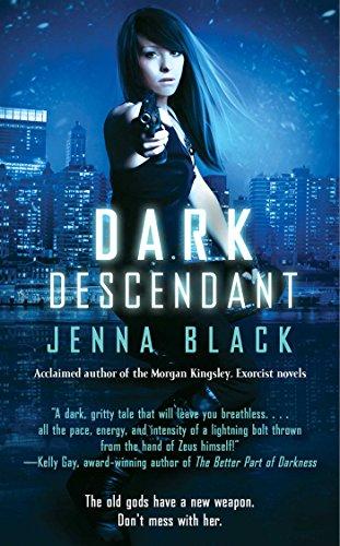 Dark Descendant (Nikki Glass Book ()
