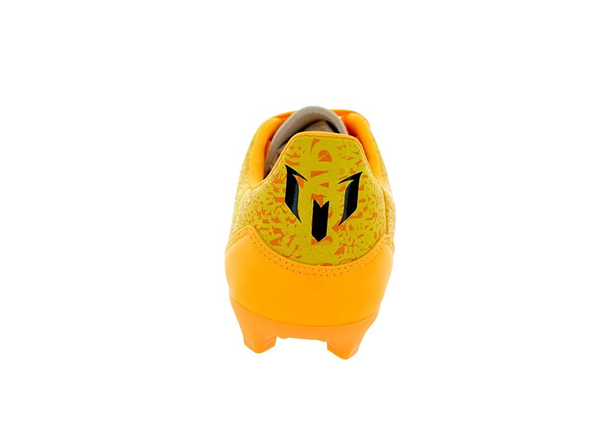 Yellow adidas F10 FG Junior Messi