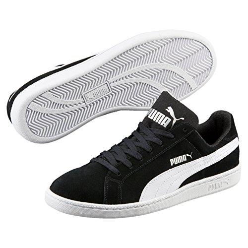 01 Sneaker Black puma Puma Nero Smash White puma Uomo Sd zawYqUH