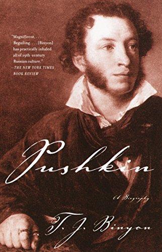 Pushkin: A Biography by Brand: Vintage