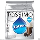 Tassimo Coffee T Discs - T-disc - Capsules - Pods - 44 Flavours To Choose From - Oreo