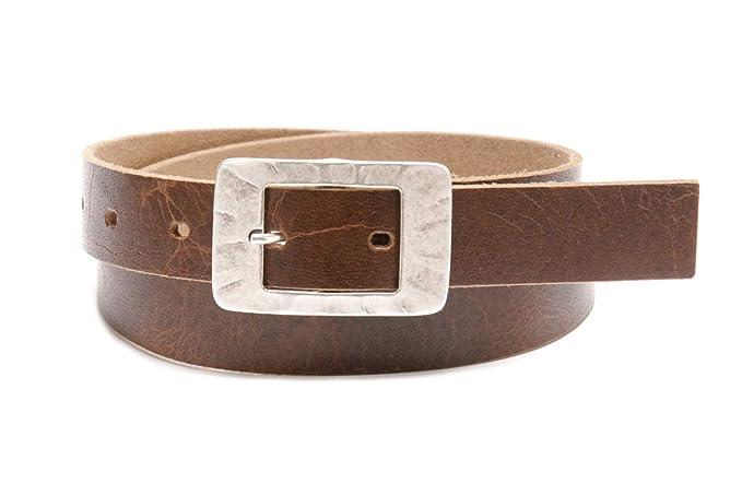 Tamaris Damen Leder Gürtel 101452 braun, grau oder schwarz