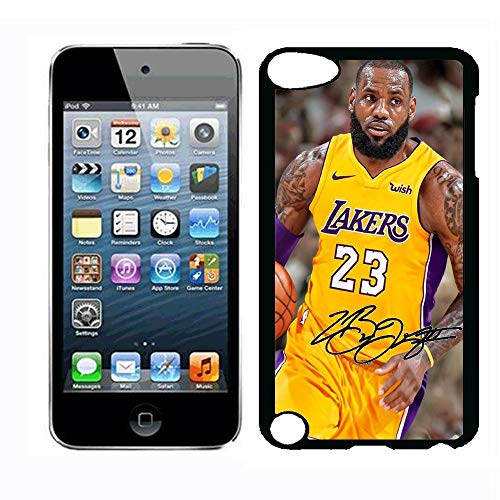 (HZMJSJK Lebron Case for iPod Touch 5 iPod Touch 6 Case,PC Material Never Fade)