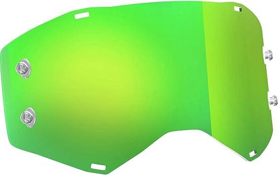 Scott Prospect Lens Green Chrome