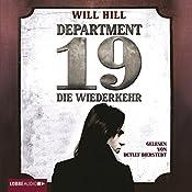 Department 19: Die Wiederkehr   Will Hill