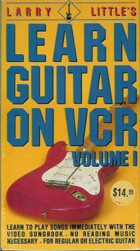 Guitar on VCR Volume 1 ()