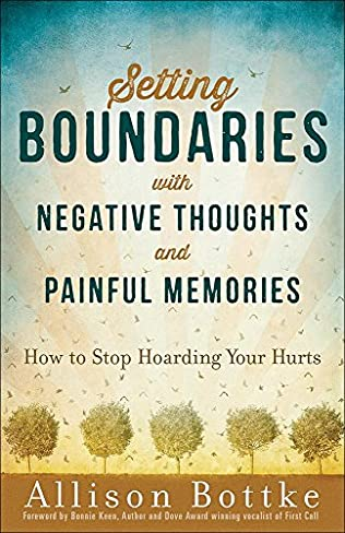 book cover of Setting Boundaries with Negative Thoughts and Painful Memories