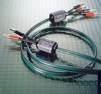 HMS Lautsprecherkabel Capriccio Bi-Wiring-Kabel |: Amazon.de: Elektronik
