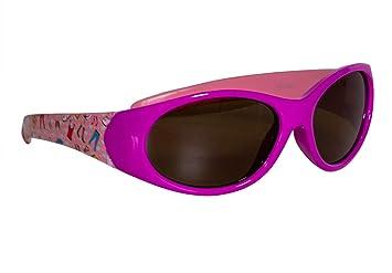 Dice - Gafas de Sol Infantiles Rosa Rosa Brillante Talla ...