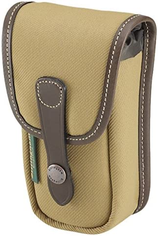 Sage FibreNyte//Tan Leather Billingham AVEA 3 Pouch for Camera Bag