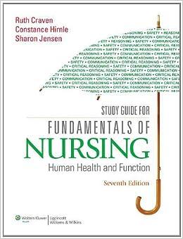 Study guide for fundamentals of nursing human health and function study guide for fundamentals of nursing human health and function fandeluxe Images