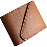 Blissburry Touch Men's Leather Wallet Colour TAN