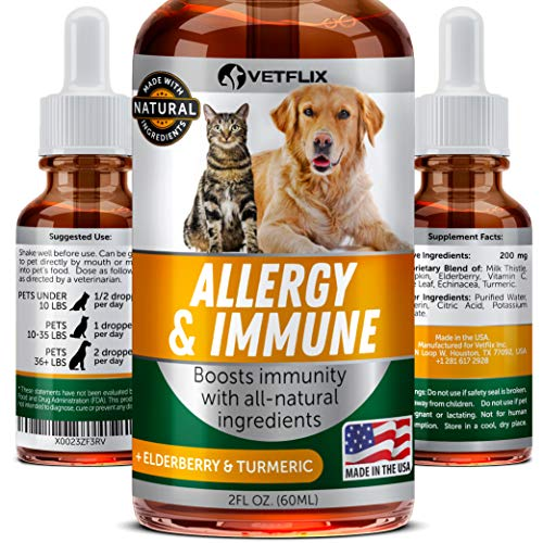 Pet Allergy Immune Support