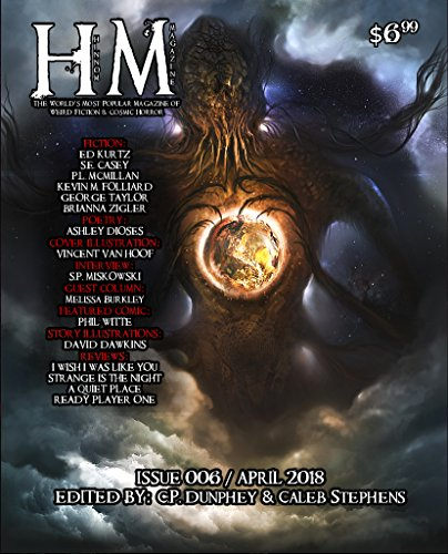 Hinnom Magazine Issue 006