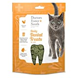 Doctors Foster + Smith Chicken Flavored Cat Treat, 2.5 oz.