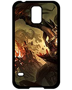 Valkyrie Profile Samsung Galaxy S5 case case's Shop 7445125ZA555915386S5 Hot For Samsung Galaxy S5 Tpu Phone Case Cover(Diablo III: Reaper Of Souls Molten Impact)