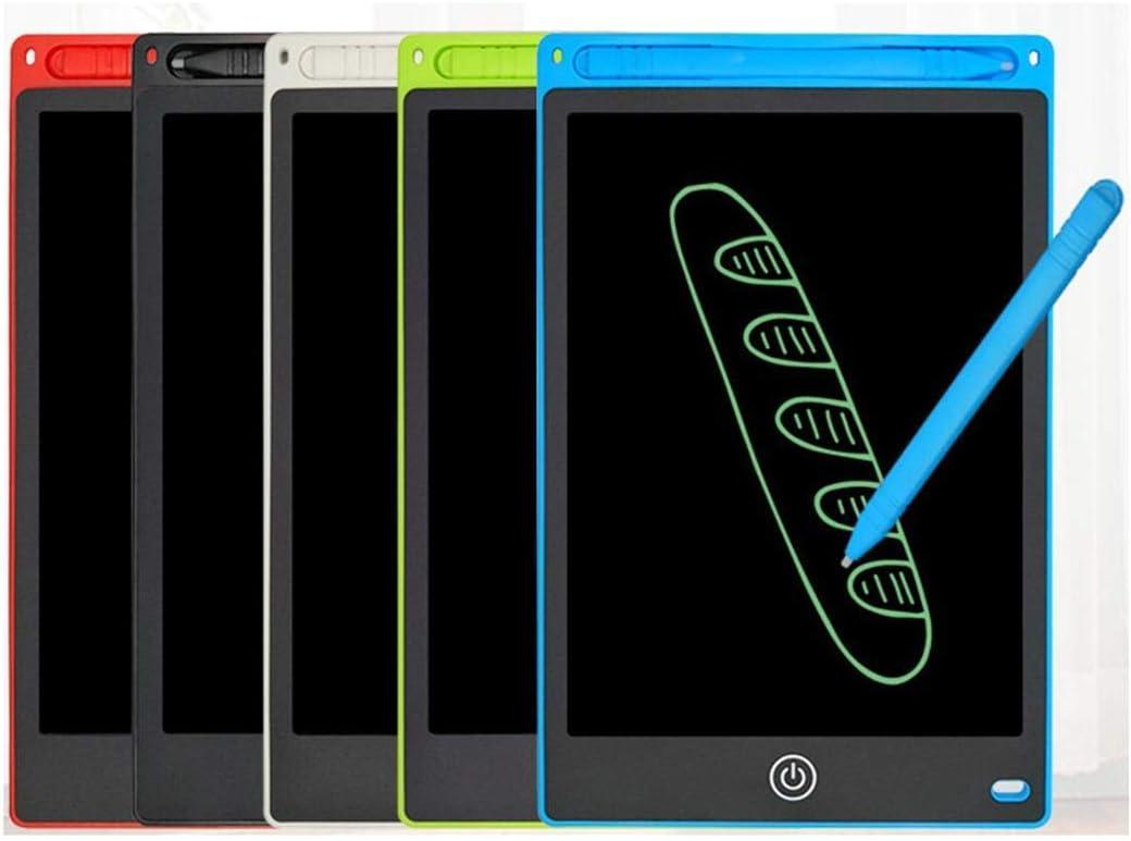 Ritokme Tableta de Escritura LCD de 8.5 Pulgadas Tablero de Dibujo para niños Almohadilla de Escritura electrónica Accesorios de informática