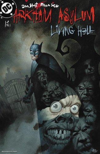 Arkham Asylum Comics - Arkham Asylum: Living Hell #1